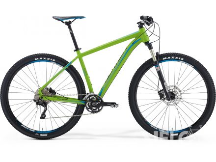 Merida BIG.NINE XT EDITION Matt Green(Blue/Black) 2016