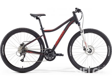 Merida JULIET 7.40-D Matt Black(Red) 2016