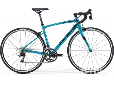 Merida RIDE 400-JULIET Silk Petrol Blue(Black) 2016