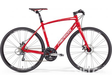 Merida SPEEDER 100 Matt Red(White) 2016