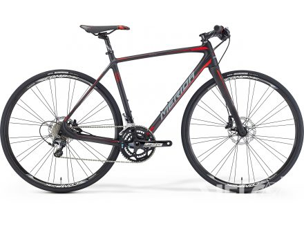 Merida SPEEDER 5000 Silk Carbon(Red/Grey) 2016