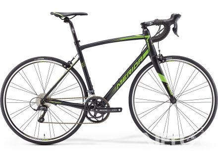 Merida RIDE 100 Silk Black(Green) 2016