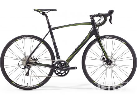 Merida RIDE DISC 200 Matt Black(Green/White) 2016