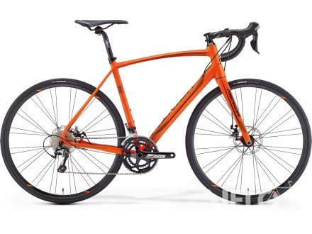 Merida RIDE DISC 300 Matt Orange(Black) 2016
