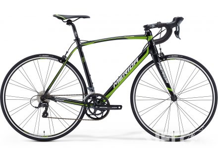 Merida SCULTURA 100 Met. Black(Green/Wht) 2016