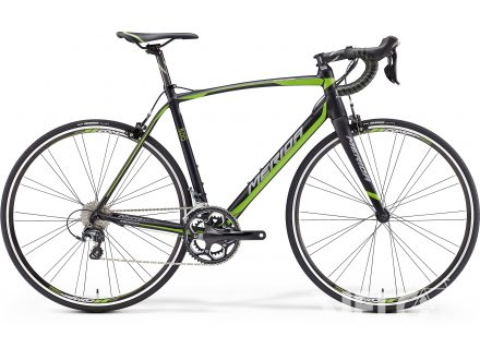 Merida SCULTURA 500 Matt Black(Green/Grey) 2016