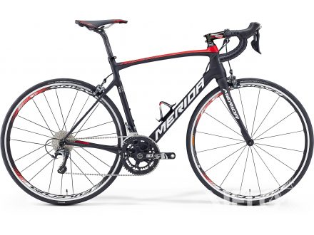 Merida RIDE 7000 Matt Black(Red/White) 2016