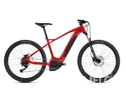 Ghost Hybride HTX 2.7+ - Riot Red / Jet Black 2020