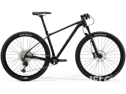 Merida BIG.NINE 600 Matt Black(Glossy Black) 2021