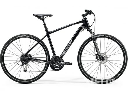 Merida Crossway 100 Metallic Black (grey) 2020