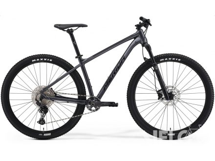 Foto - Merida BIG.NINE 400 Anthracite(Black) 2021