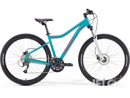Merida JULIET 7.40-D Matt Lake Green(Pink) 2016