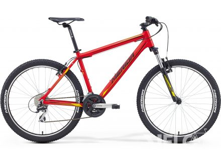 Merida MATTS 6. 20-V Matt Red(Yellow/Black) 2016