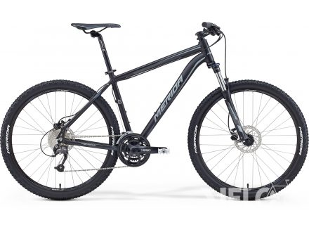 Merida BIG.SEVEN 40-D Matt Black(Grey) 2016