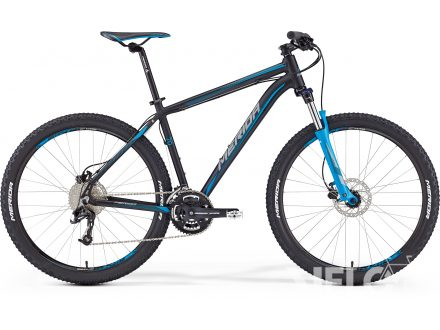 Merida BIG.SEVEN 70 Matt Black(Blue/Grey) 2016