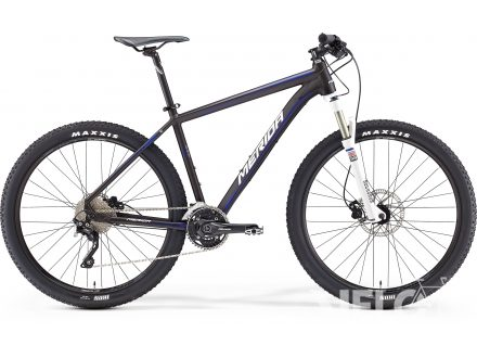 Merida BIG.SEVEN 600 Matt Brown(Blue/White) 2016