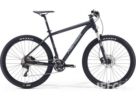 Merida BIG.SEVEN XT EDITION Matt Black(Grey) 2016