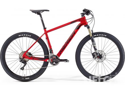 Merida BIG.SEVEN XT Red(Black) 2016