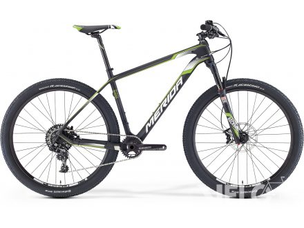 Merida BIG.SEVEN 6000 Matt Ud Carbon(Green/White) 2016
