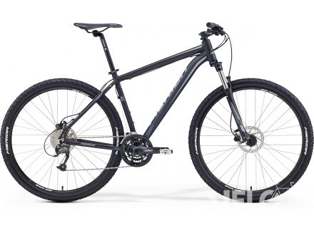 Merida BIG.NINE 40-D Matt Black(Grey) 2016