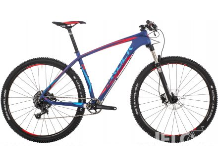 Rock Machine 29er Explosion 30 LTD blue/blue/red 2016