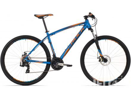Foto - Rock Machine 29er Manhattan 40 blue/orange/black 2016