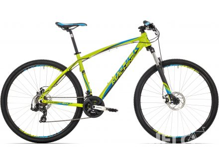 Rock Machine 29er Manhattan 60 rad.yellow/blue/black 2016