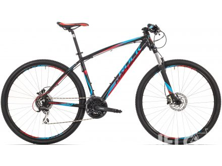 Rock Machine 29er Manhattan 90 black/blue/red 2016