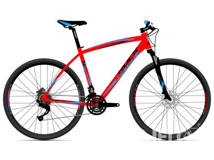 Foto - Rock Machine CrossRide 75 red/blue/black 2016
