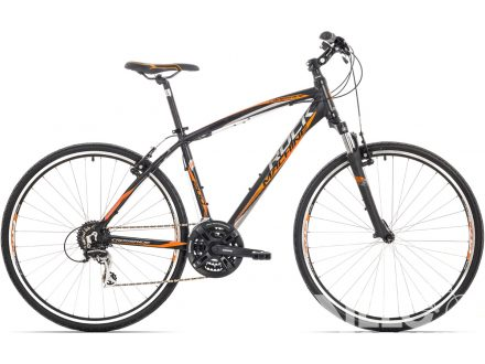 Rock Machine CrossRide 200 black/orange/dark silver 2016