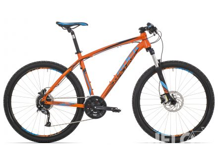"Foto - Rock Machine Heatwave 90 27,5"" orange/blue/black 2017"