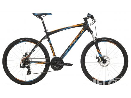 "Rock Machine Manhattan 60 26"" black/orange/blue 2017"