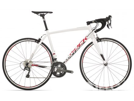 Rock Machine RaceRide 300 white/red/black