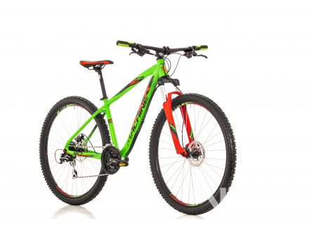 Rock Machine 29er Storm 90 neon green/neon red/black 2017