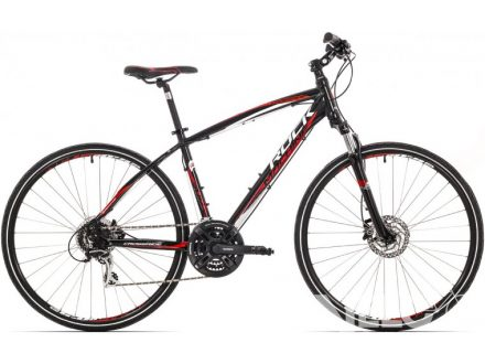 Rock Machine CrossRide 300 black/red/white 2016