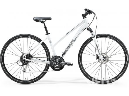 Merida CROSSWAY 100-LADY Pearl White(Grey/Black) 2017