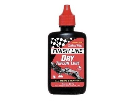 olej Finish Line Teflon plus 60 ml. kapátko