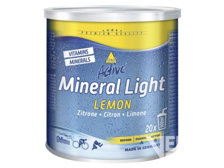 nápoj InkoSpor Active Mineral light citron doza 333g