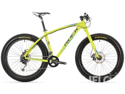 Rock Machine Avalanche 30 (black/blue) radioactive yellow 2016