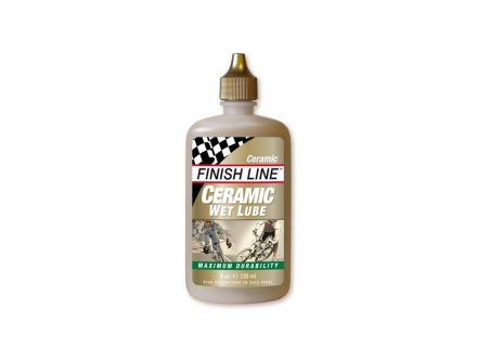 olej Finish Line Ceramic Wet 120 ml. kapátko