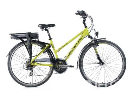 "elektrokolo LeaderFox Forenza Lady 28"" lime green 10Ah 2016"