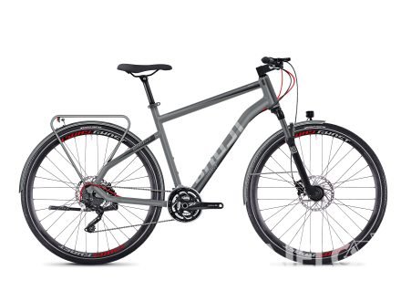 "Ghost Square Trekking 8.8 28"" gray flat 2018"