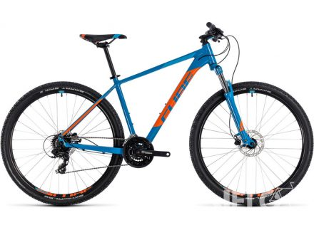 Cube Aim Pro 29 blue´n´orange 2018