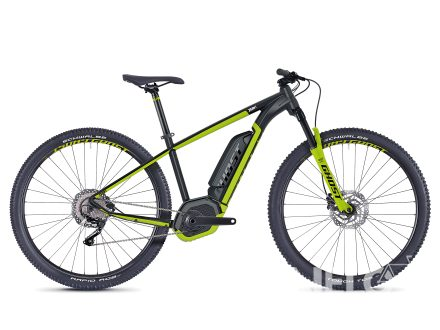Ghost Ebike TERU BX.9 black/green 2018