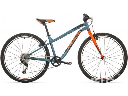"Rock Machine Thunder 26"" matt grey/orange/black 2018"