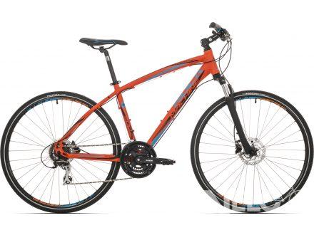 Rock Machine CrossRide 300 orange/blue/black 2018