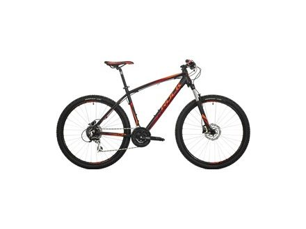 "Rock Machine Manhattan 90 27,5"" black/orange/red 2018"