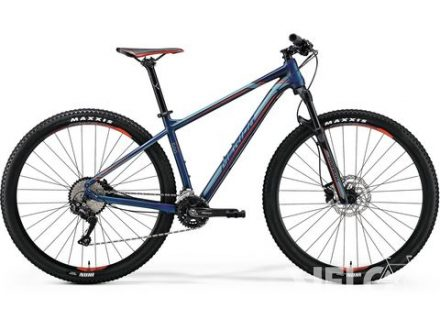 Merida BIG.NINE 500 Matt Petrol(Signal Red/Grey) 2018
