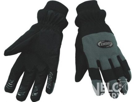 Rukavice BBB ColdShield BWG-02 šedá