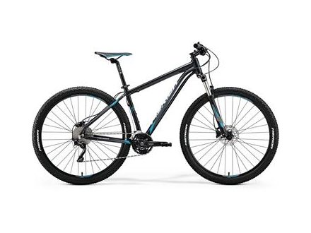 Merida BIG.NINE 80-D Matt Dark Blue(Blue/White) 2018